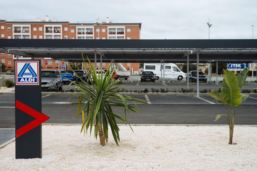 Aldi supermercados factory dos hermanas jardineros - Factory de dos hermanas sevilla ...